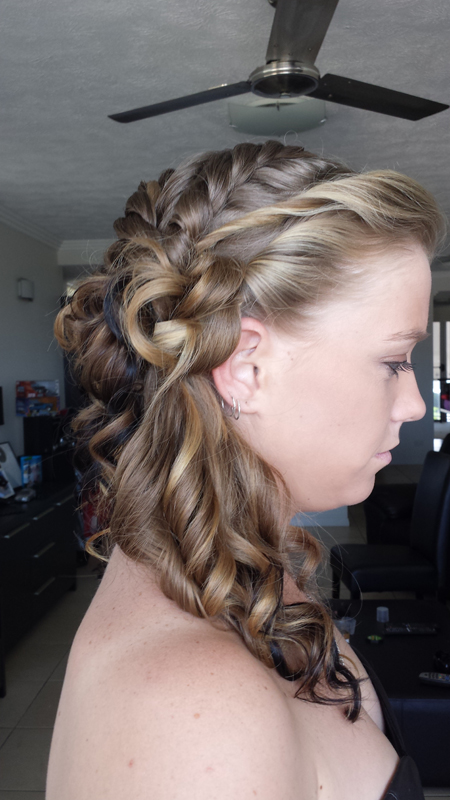 Cairns Hair And Makeup Artistry: Up Styles And Formal Hair