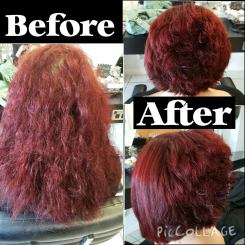 Complete Hairstyle Makeover Cairns